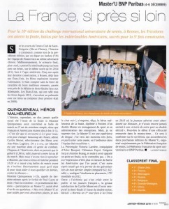 Article Tennis Info jan-fév 2016