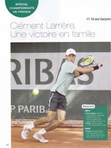 Clément Larrière Champ France 01 bis