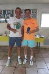 Fred Ros vainqueur VS Pierre-Jean Rodriguez en SM + 55 ans